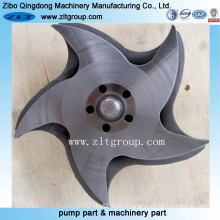 ANSI Durco Mark III CD4 Pump Impeller