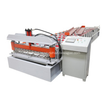 Russian C10 Roof Roll Forming Machine
