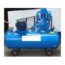 Bomba de compressor de ar resistente a correia de pistão (HD-1.6 / 10)