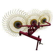 Hot Sale Tractor Power 3 Point Linkage Hay Rake for Sale
