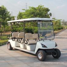 Электрический Гольф 8 мест Kart с CE сертификат Китай (ДГ-С6+2)