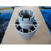 customized clear anodized surface finish aluminum die casting light component
