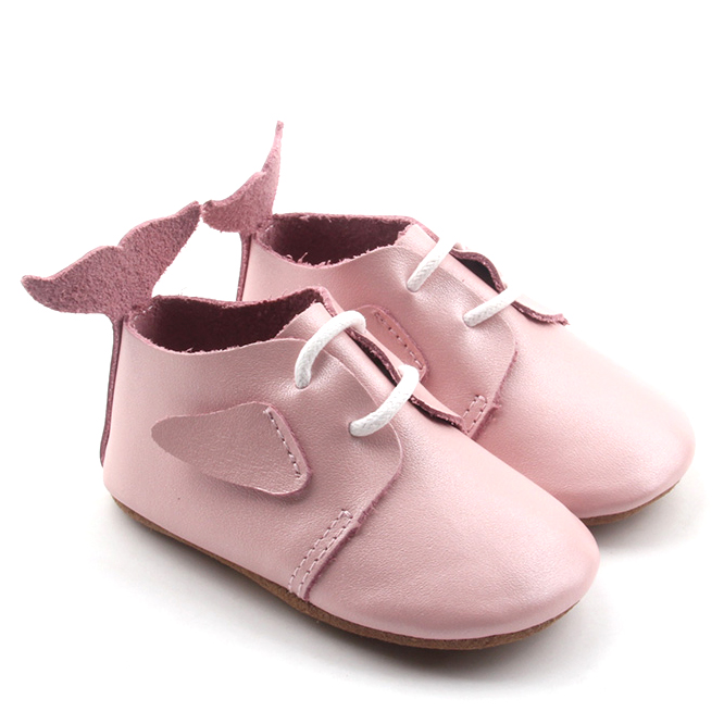 Fashion Wholesale Soft Sole Tail Baby Oxford Shoes