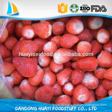 high quality grade a frozen strawberry