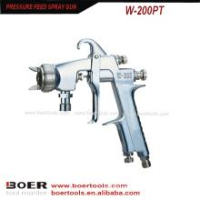 Pressure Feed Spray Gun on paint tank /DP pump W-200PT