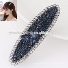 Bas moq prix papillon indien nuptiale cristal plastique gros épingle à cheveux