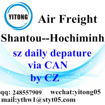 Shantou International Air Freight Forwarding untuk Hochiminh