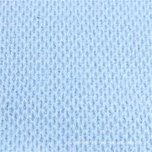 50% Lã 40% Acrílico 10% Tecido de poliéster Lã para sobretudo