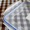 récipient micro-ondable en plastique résistant à la chaleur réutilisable nourriture chinoise