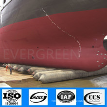 High Quality Inflatable Marine Rubber Airbags for Ship Launching, Haul out, Landing, Sunken Ships Vessel Salvage, Refloation, Heavy Lifting