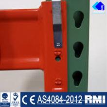 mercancía general us sistema de estanterías industriales de China