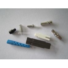 Connecteur de câble à fibre optique MU à prix abordable