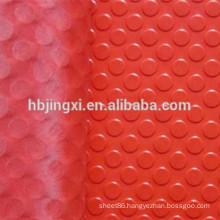Round Dot Rubber Floor Sheet