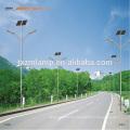 a luz de rua de poupança de energia nova da energia solar de YANGZHOU / 30 watts conduziu a luz de rua