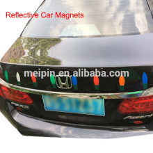 Reflective Magnetic Car Stickers