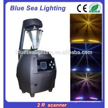 Novo scanner de iluminação DJ / luz de scanner 2R