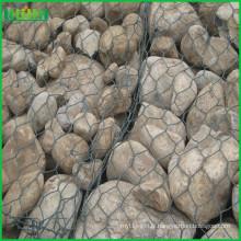 Maille de gabion lourd 120x150mm, clôture en cage
