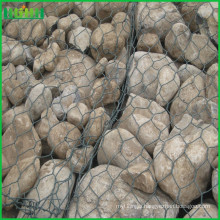 Protecting riverbeds gabion boxes widely used gabin cages