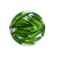 China hot sale high quality Good dehydrated okra chips