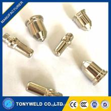 Consumíveis de tocha de corte jiusheng100 bocal de plasma e eletrodo