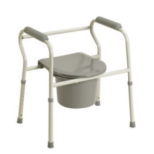 Hospital medical adult potty chair with cover CM001