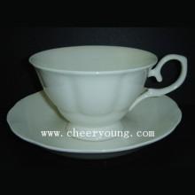 Bone China Tasse und Untertasse (CY-B544)