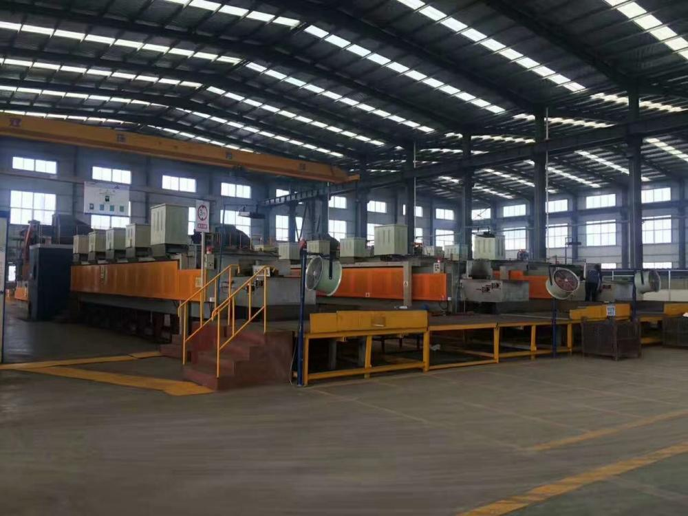 Mesh Belt Type Tempering Furnace