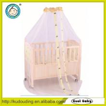 Popular baby solid wooden bed frames
