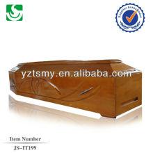 Plan de chinois fait nouveau design cercueil Europe