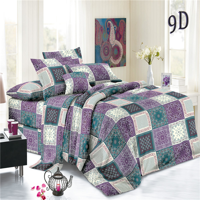 Polyester Rayon Bed Sheets