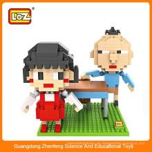 Diy Spielzeug gesetzt Mini-Blöcke intelligente Spielzeug Bausteine