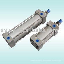 Aluminium gas cylinder