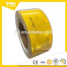 fita reflexiva do ponto c2, fita reflexiva prismático amarela