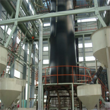 Rolls đen Geomembrane 2 mm