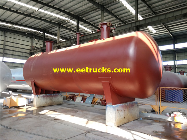 50cbm LPG Mounded Tanks