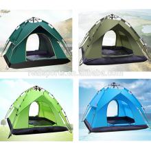 Barraca de acampamento do preço da manufatura Barraca da família de acampamento do curso ao ar livre