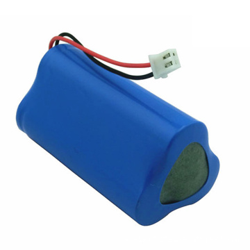 Batterie rechargeable Li-Ion 18650 1S2P 3.7V 5400mAh