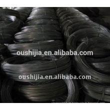 Fornecimento de fábrica fio de ferro recozido preto
