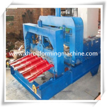 2015 Popular Style Glazed Tile Roll Forming Machine And Trapezoid Steel Tile Manufacture Forming Machine