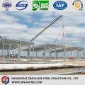 Fabricante profissional do quadro da estrutura de aço de Peb
