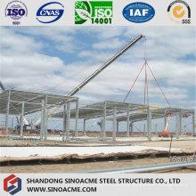fabricante profesional de marco de estructura de acero Peb