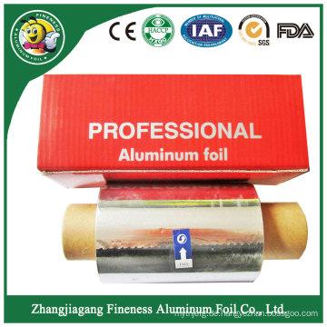 Aluminiumfolie für Friseursalon