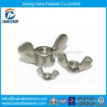 Сделано в Китае Нержавеющая сталь 316 Крыло Орехи На складе