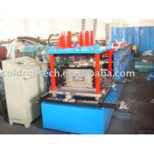 Máquina de dobra do rolo do purlin do aço C para o uso da estrutura de aço