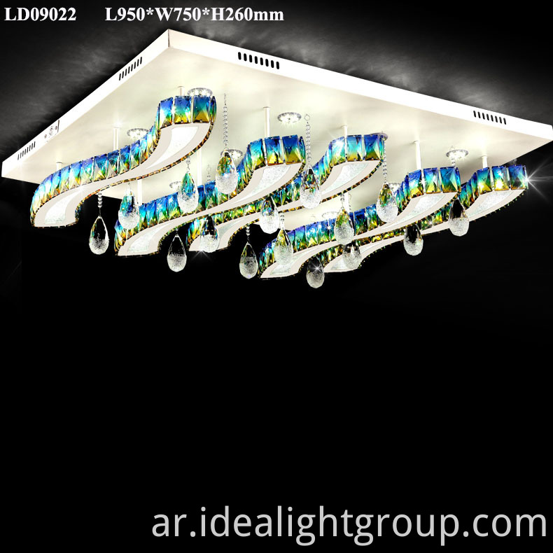 indoor lighting decorative chandelier