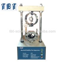 Machine de compression de Marshall d'asphalte de laboratoire