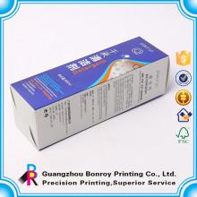 Подгоняйте бумажную упаковку коробок в Гуанчжоу завод