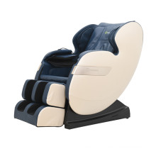 Real Relax Favor-03 Plus Blue Electric Massager Back Massage Chair Chair_Massage_Price