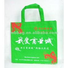2013 зеленый баннер ткань подарок сумки дешевые