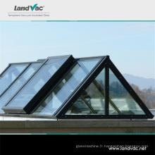Verre isolant sous vide Landvac pour maison passive